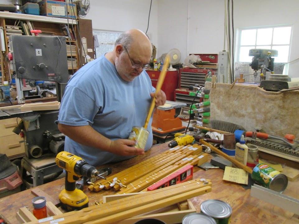Self taught carpenter